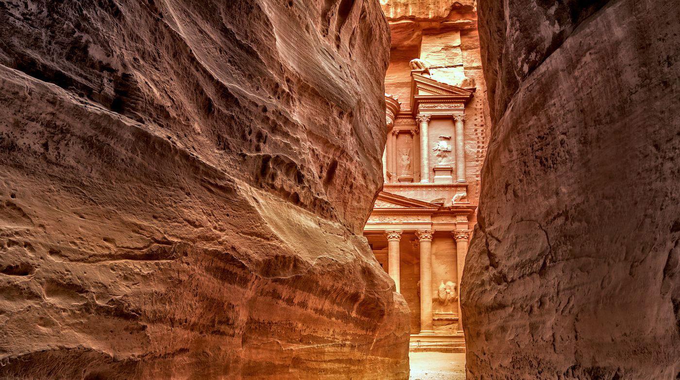 Guida di Petra in Giordania: in viaggio nella città perduta