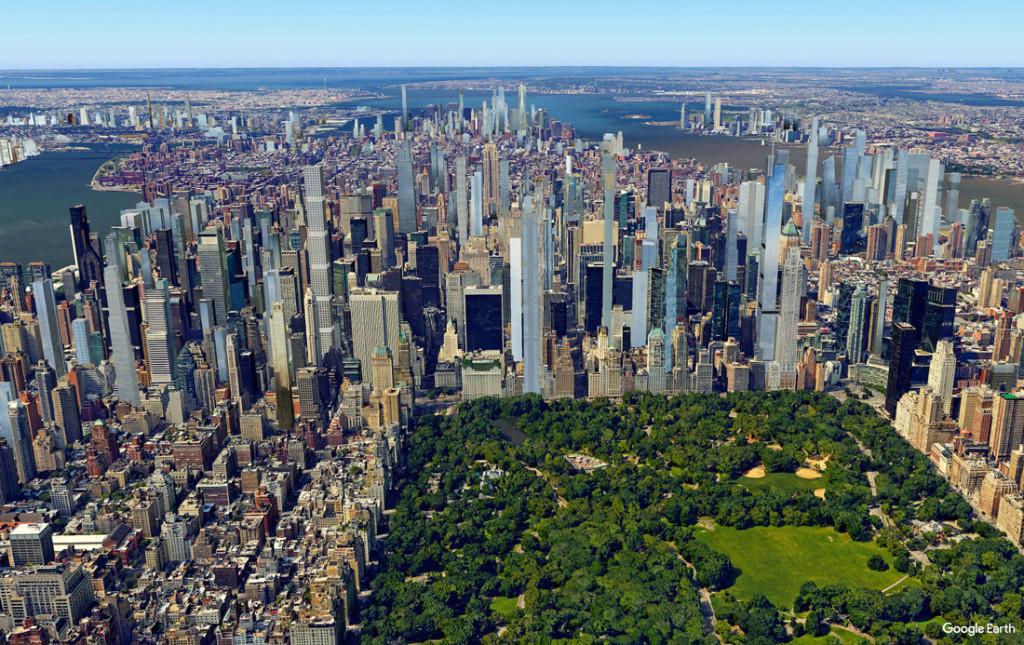 I distretti di New York