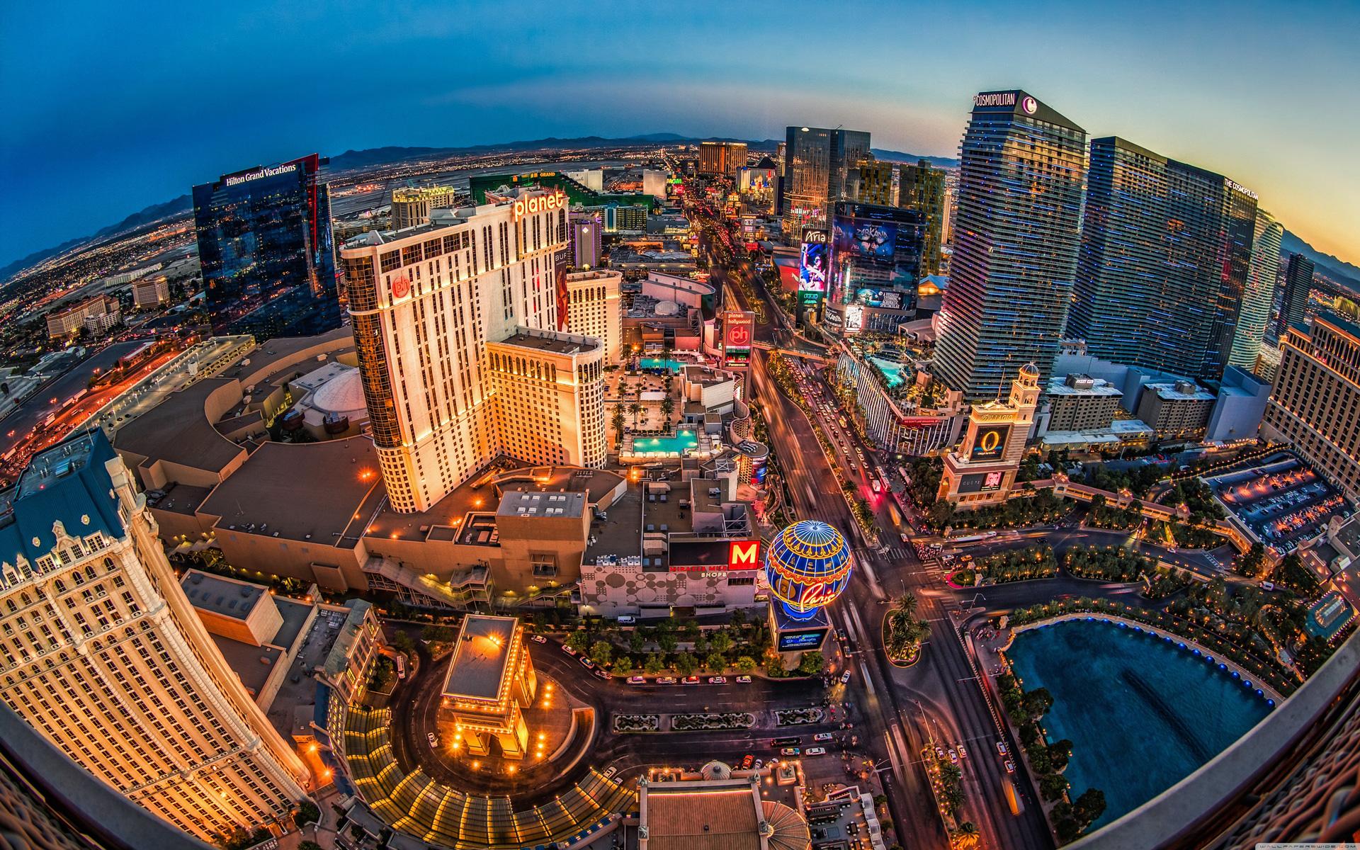 migliori alberghi di las Vegas