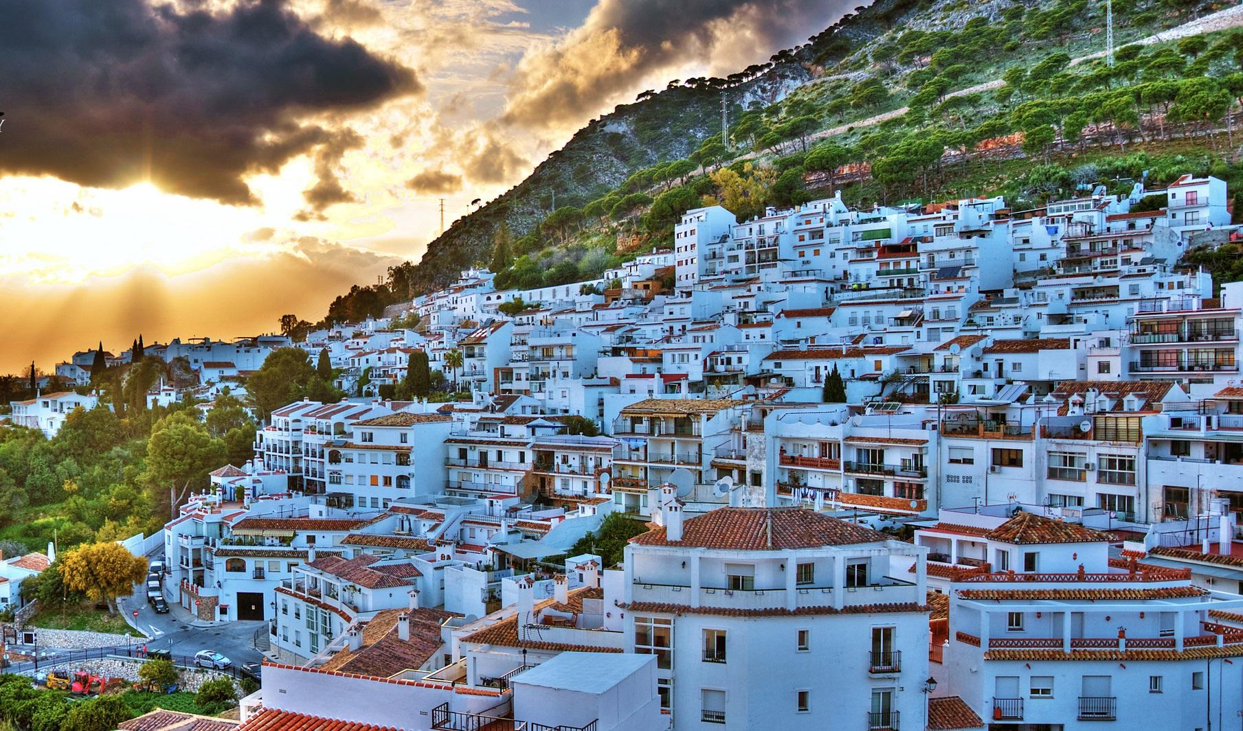 I paesi dell'Andalusia più belli