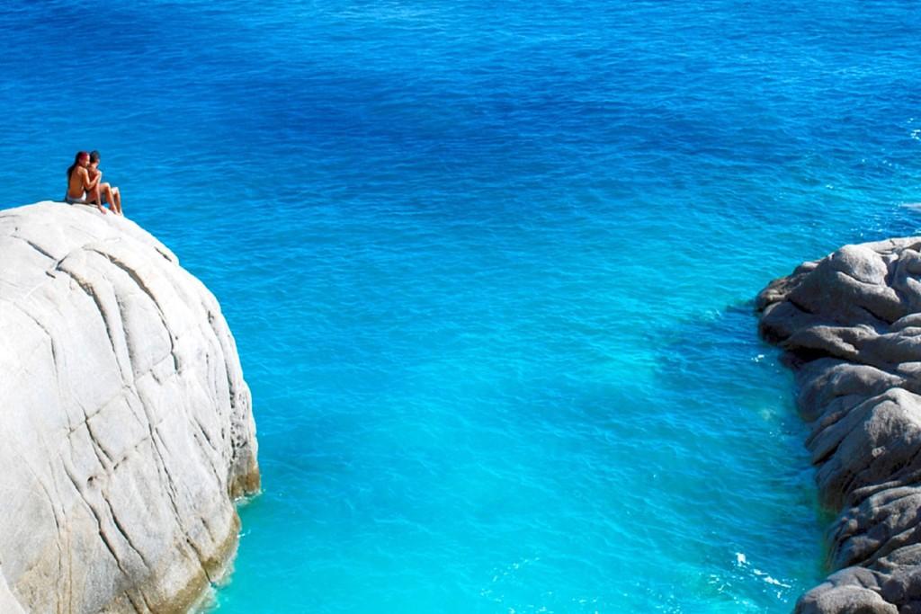 Ikaria - Seichelles beach