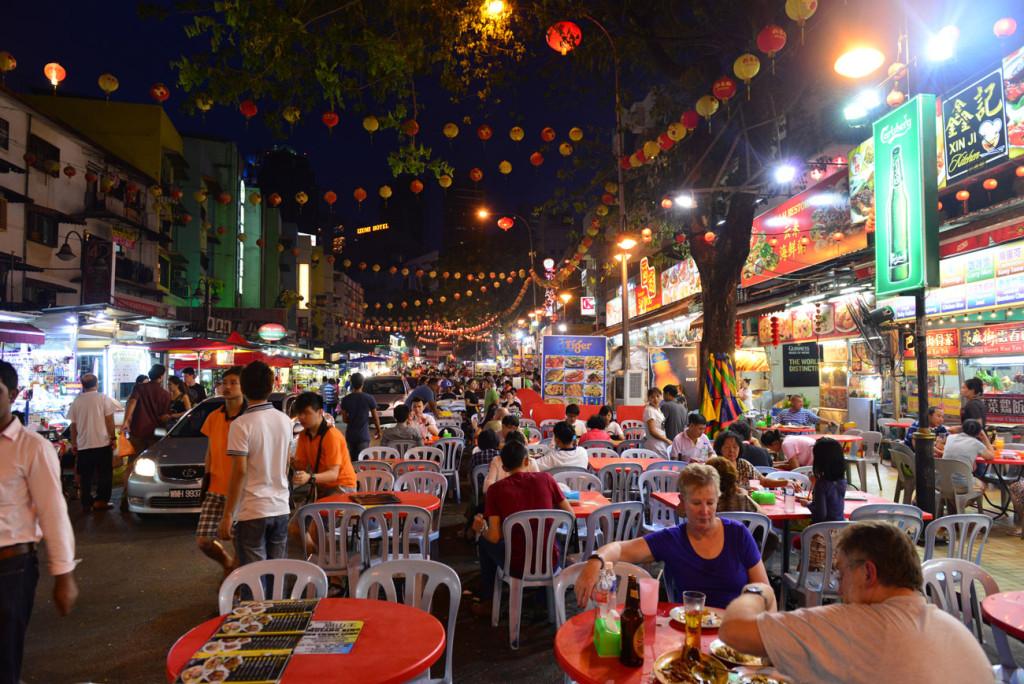 Kuala Lumpur la capitale della Malesia