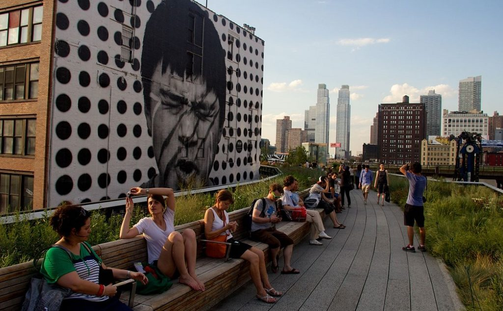 La High Line di New York