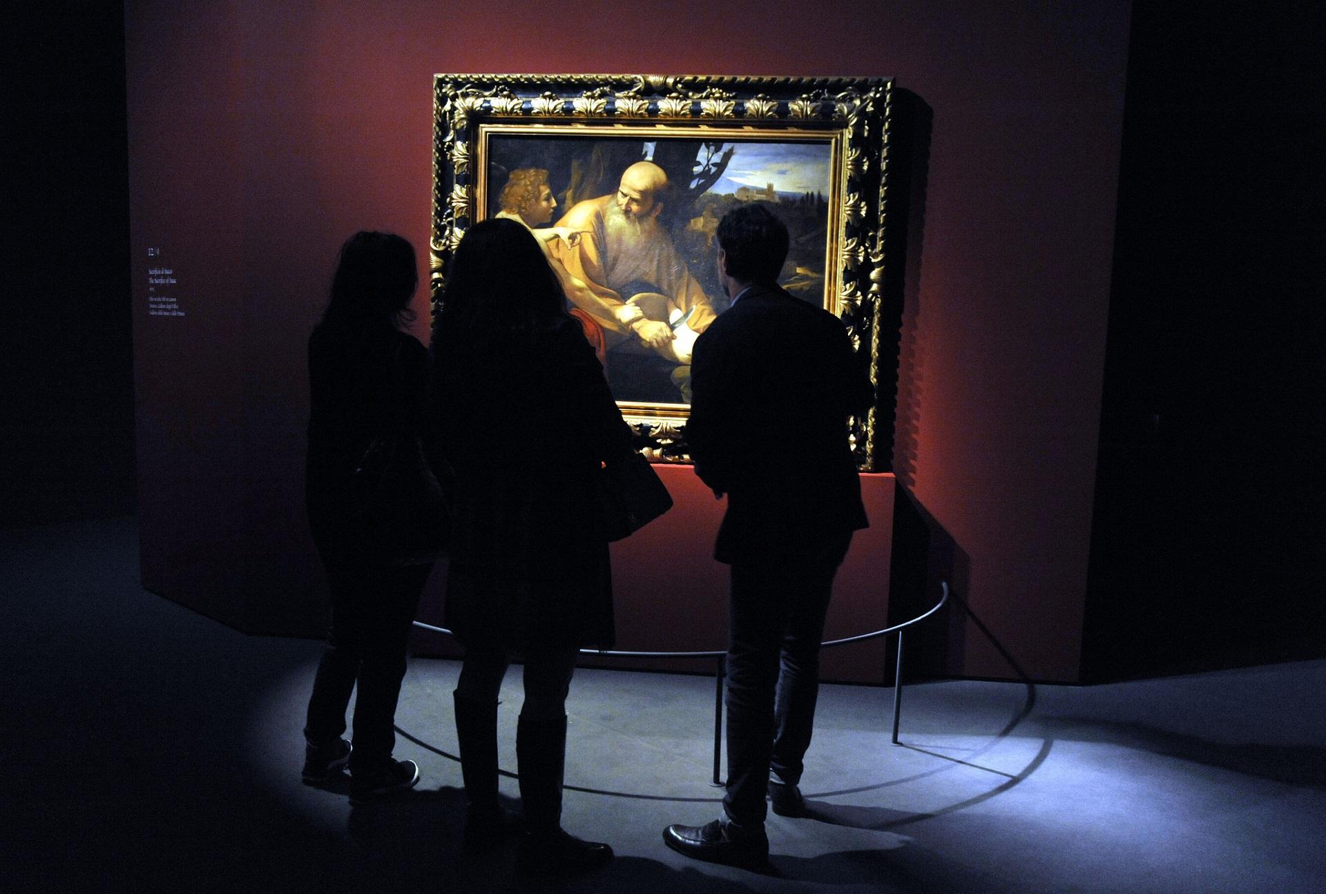 La mostra di Caravaggio