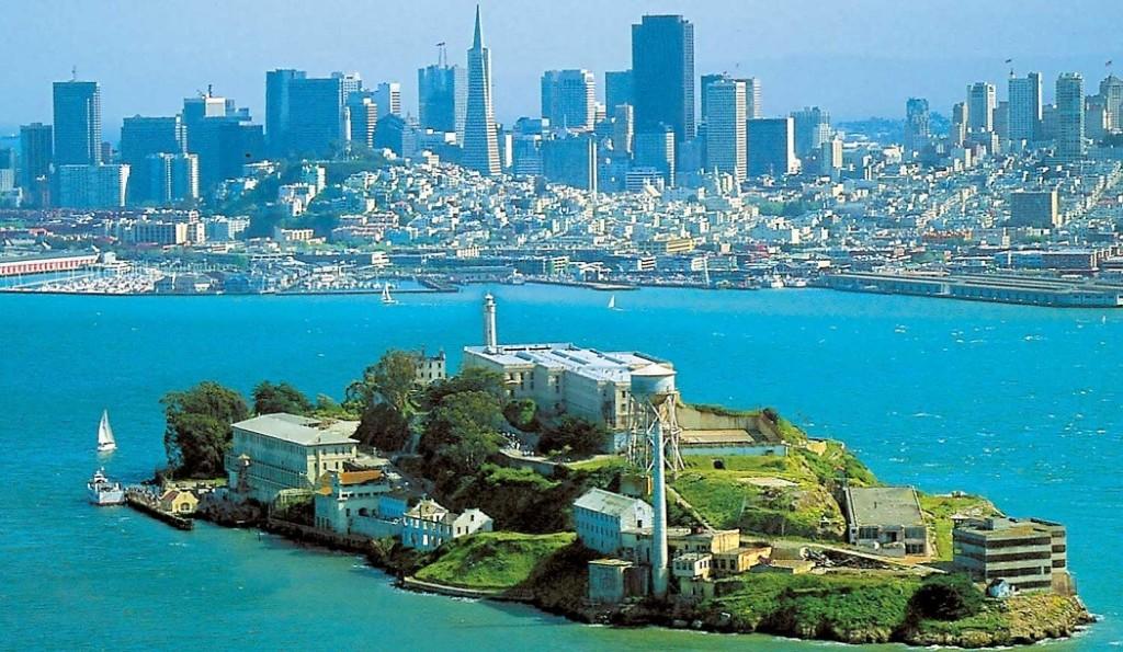 La prigione di Alcatraz
