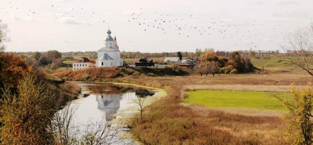 Le antiche città dell'Anello d'oro tra Mosca e il Volga