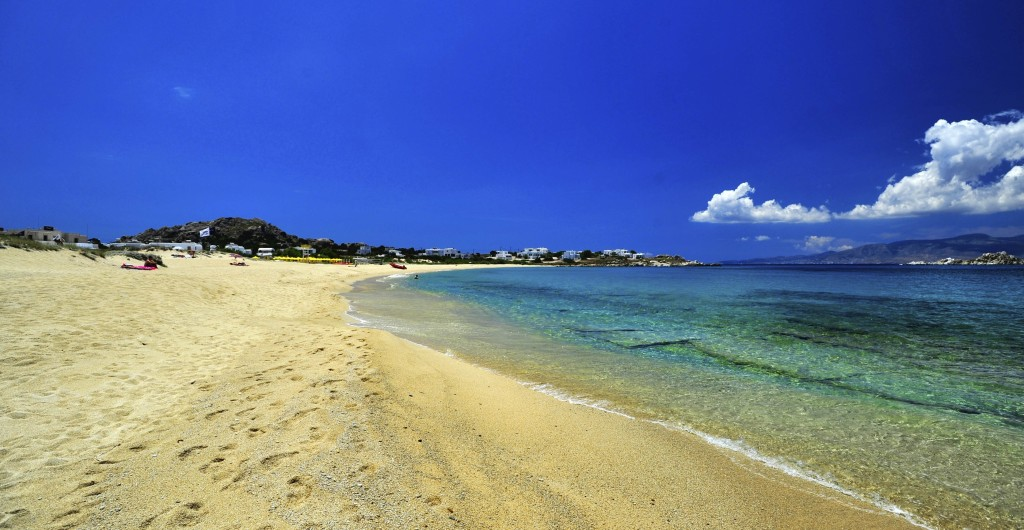 Le isole Cicladi in Grecia