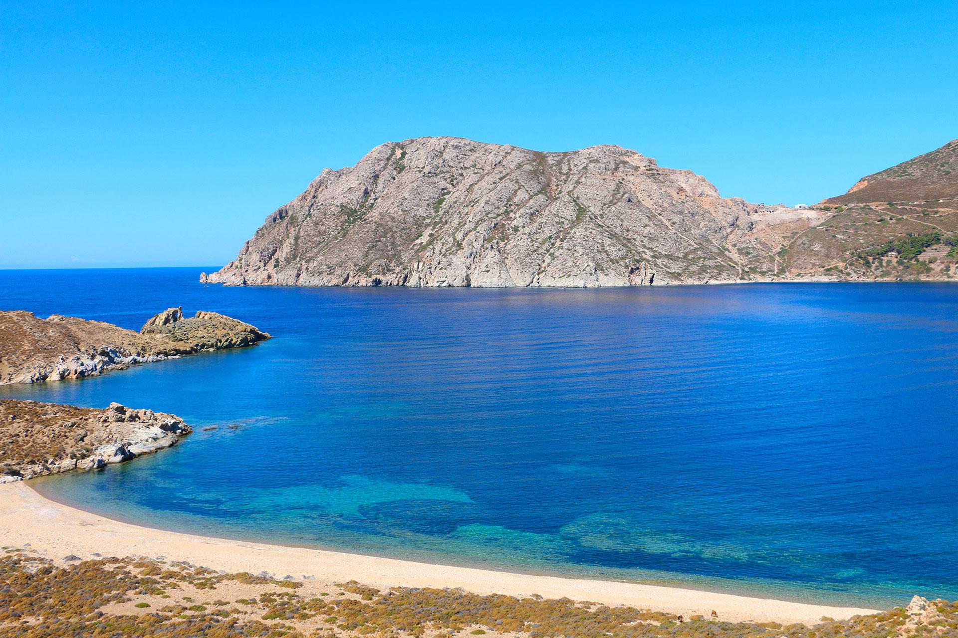 più belle spiagge di Patmos