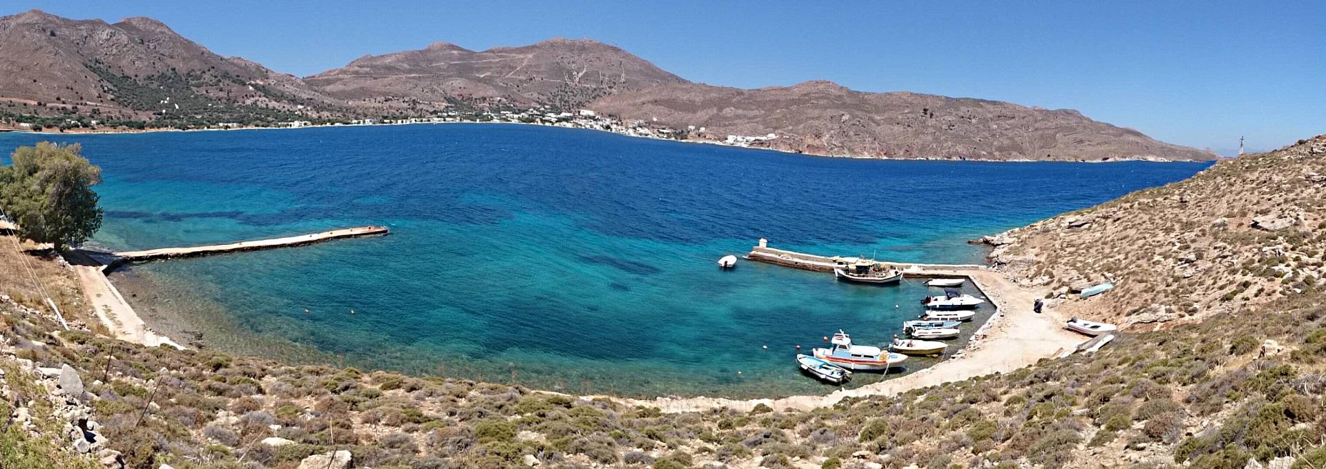 isola di Tilos nel Dodecaneso