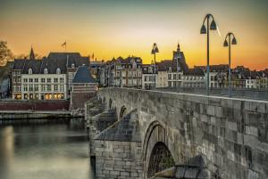 Maastricht in Olanda