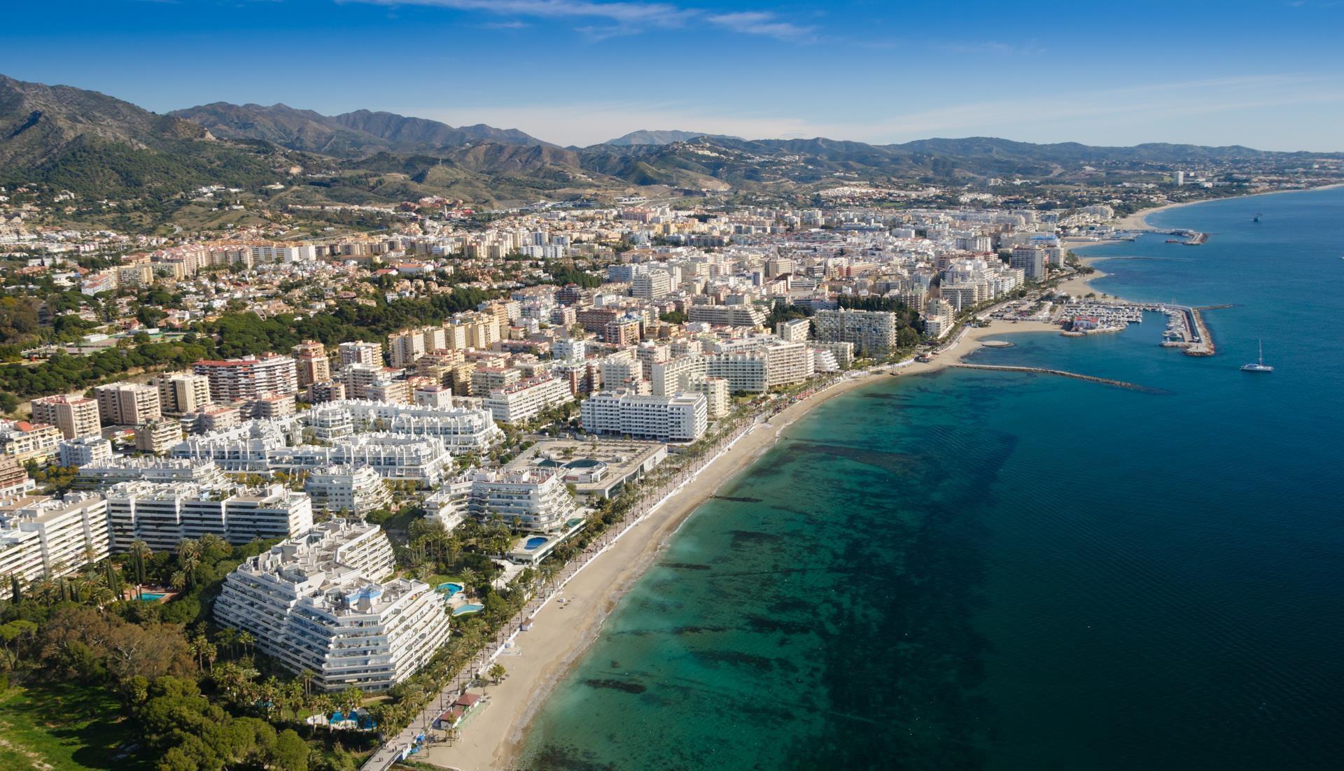 vedere a Marbella
