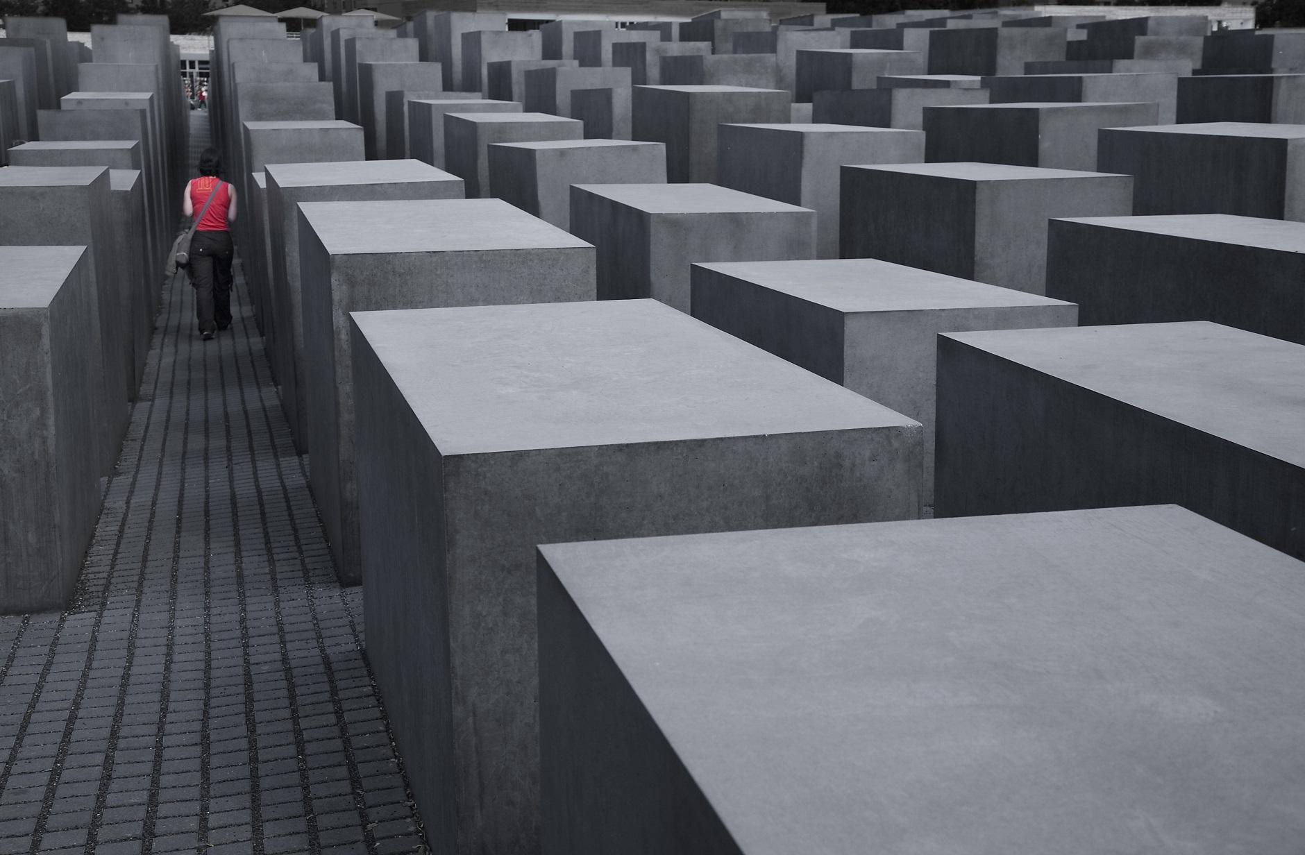 Memoriale per gli ebrei di Berlino