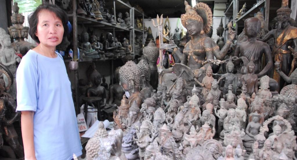 Mercati di Bangkok