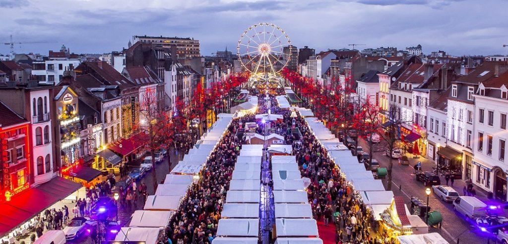 Mercatini di Natale in Belgio