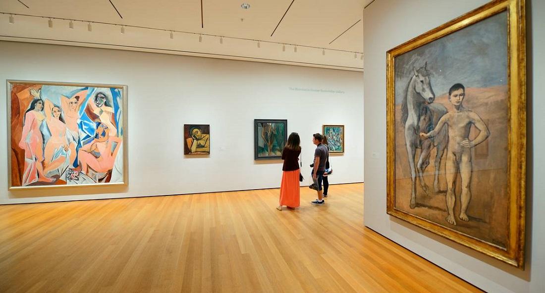 Museo Moma.Musei Di New York Dal Metropolitan Al Moma Al Guggenheim
