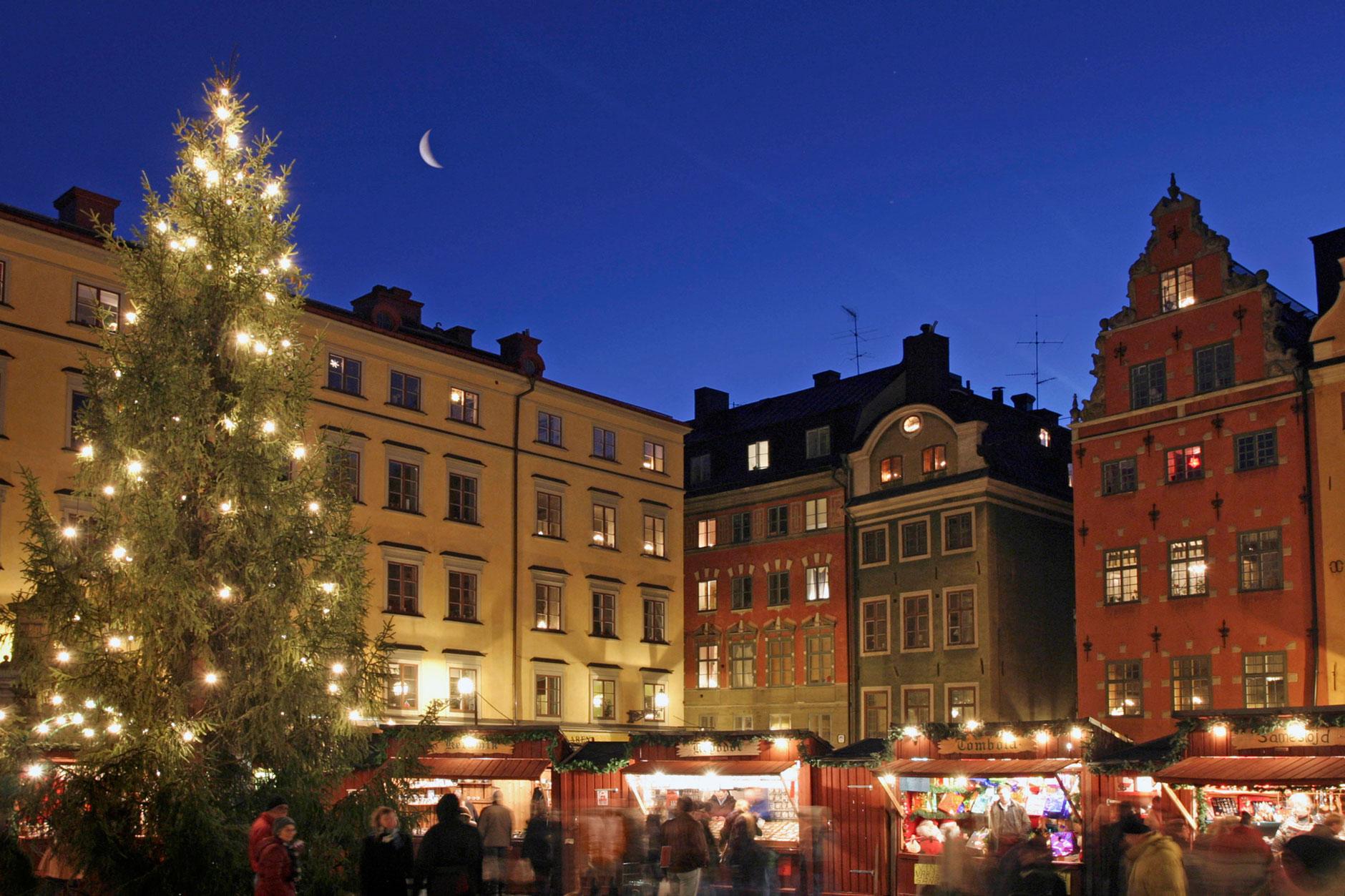 Natale a Stoccolma
