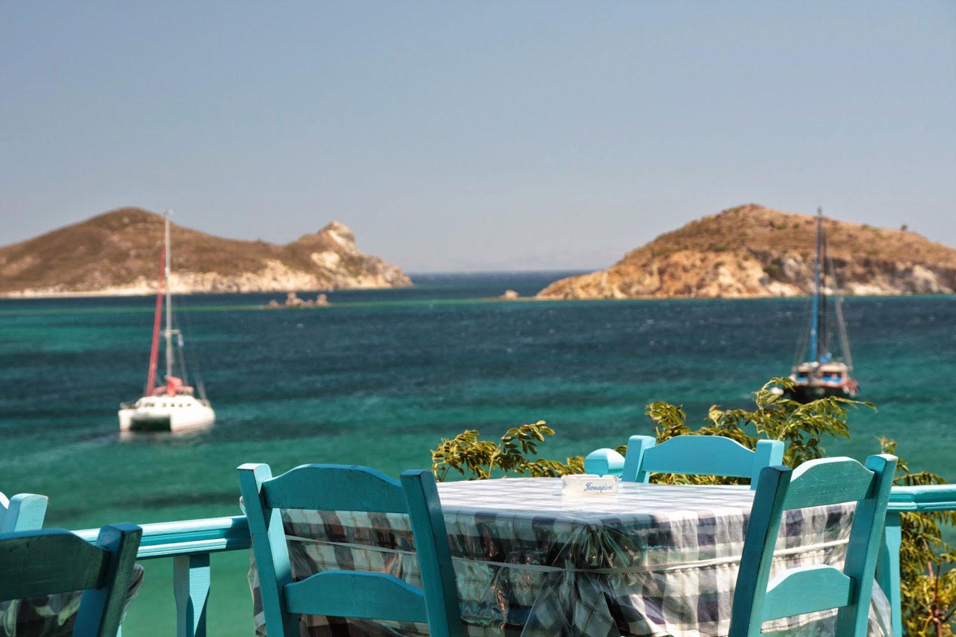 Patmos, l'isola del Dodecaneso