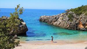 Più belle spiagge dell'Albania