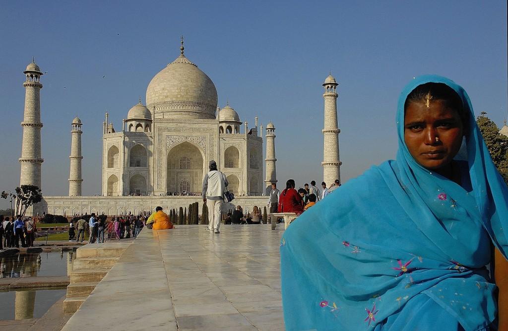 Rajasthan Taj Mahal