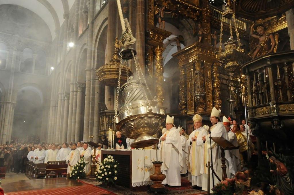 Santiago de Compostela, la città del Camino di San Giacomo