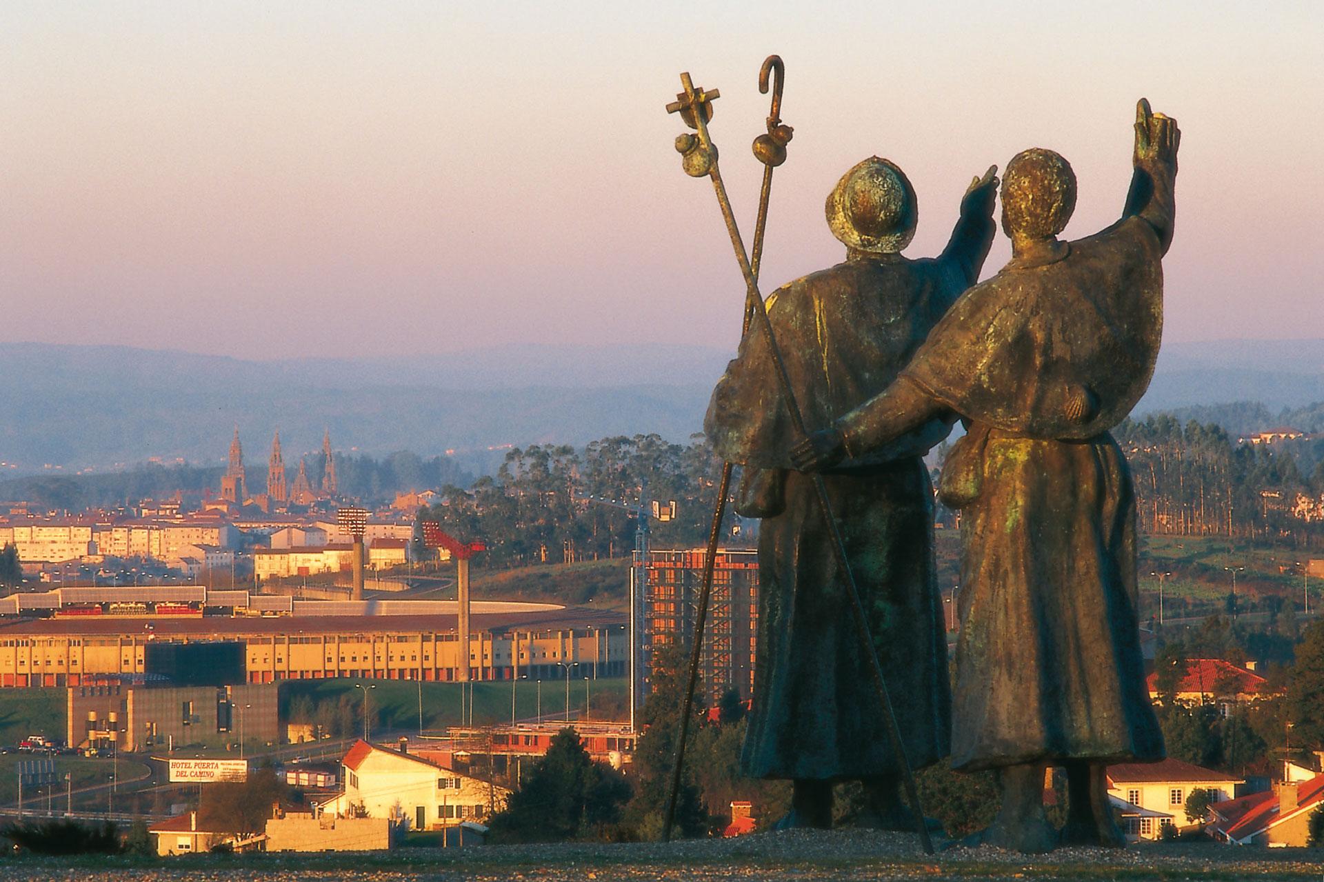 guida di Santiago di Compostela, la città del Camino di San Giacomo