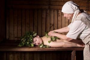 Sauna in Lettonia