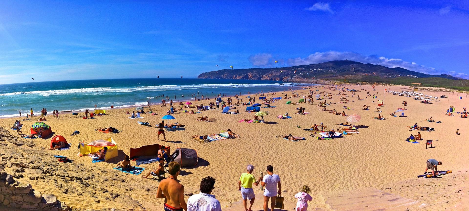 Spiagge di Lisbona