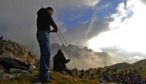 Suoni delle Dolomiti, i concerti sulle Alpi trentine