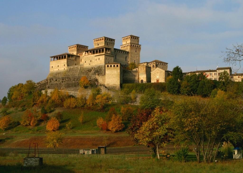 castelli di Parma - Torrechiara