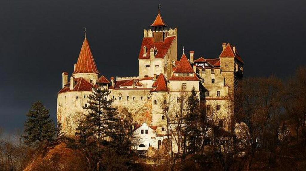Transilvania castello di Bran