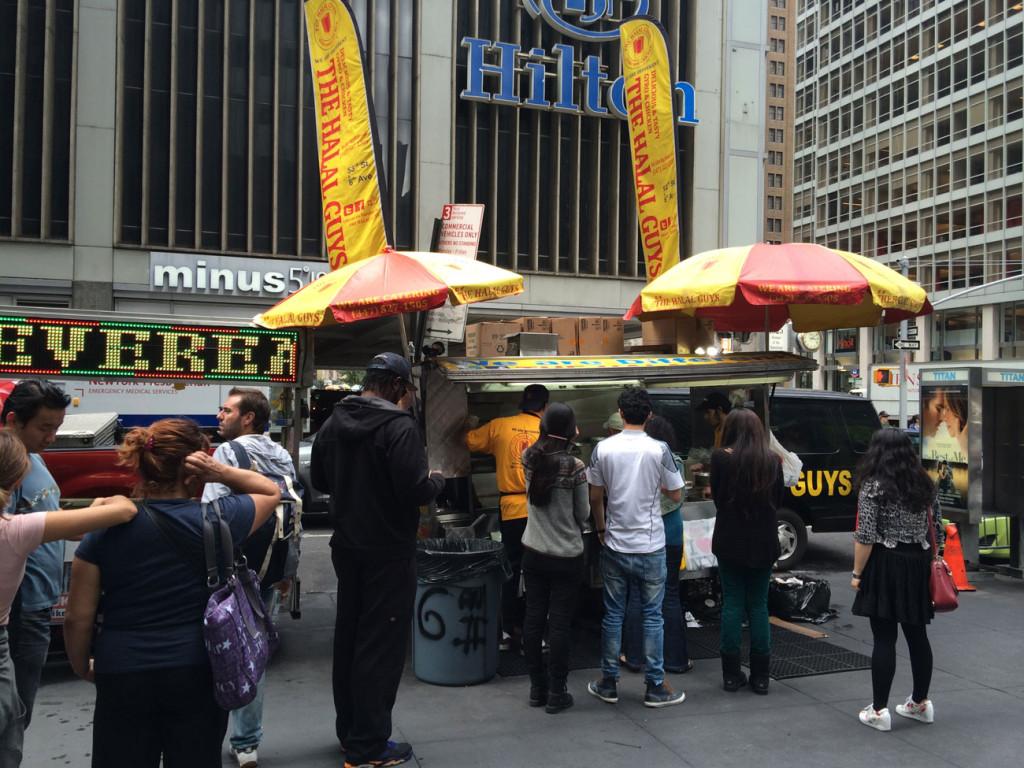 Un-week-end-a-New-York---Street-food