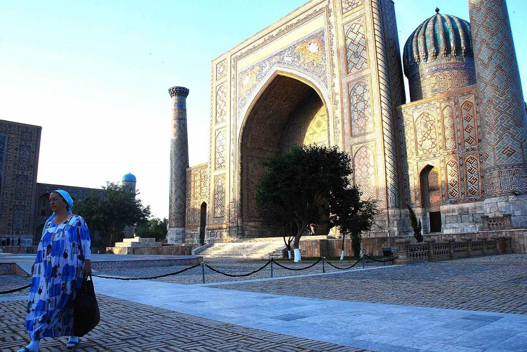 viaggio in Uzbekistan tra Bukhara e Samarcanda
