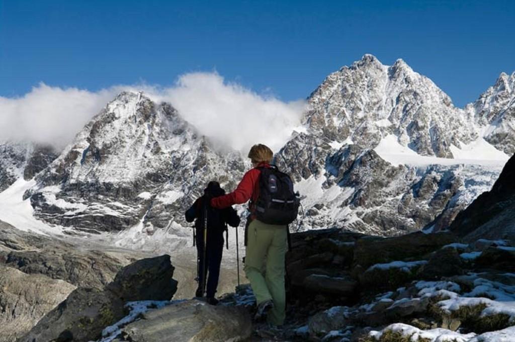 passeggiate in Valmalenco - Escursioni in quota