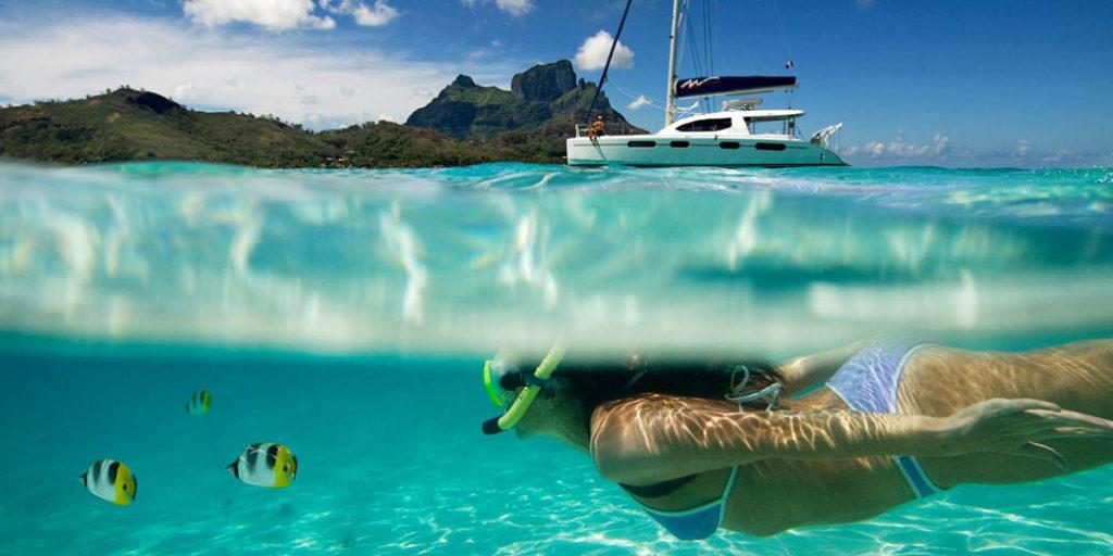 Viaggio a Tahiti