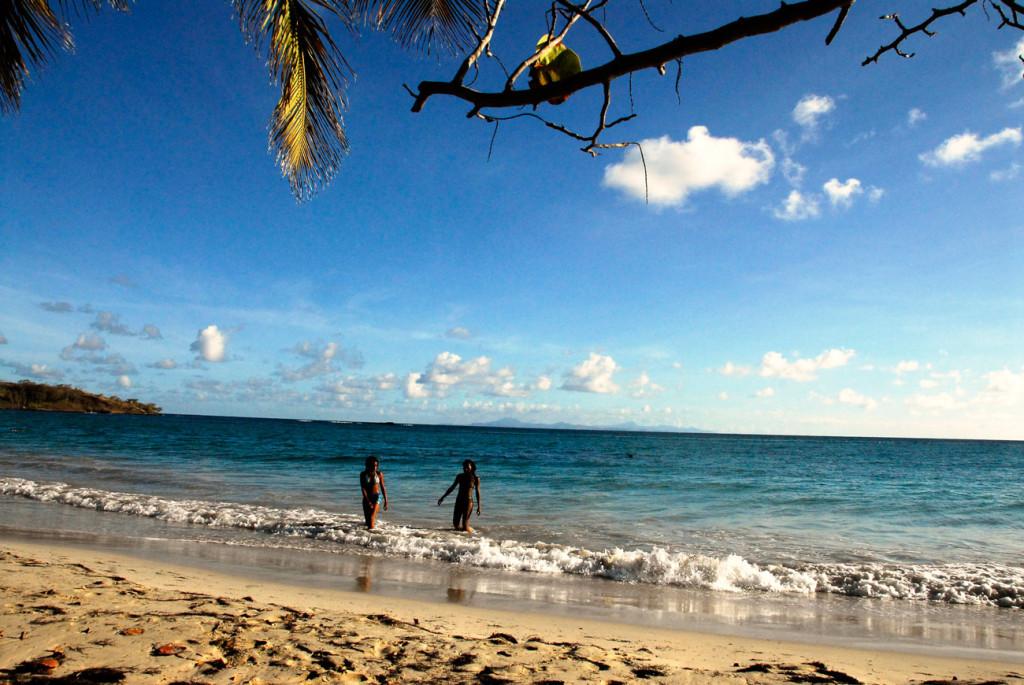 Viaggio-in-Martinica---la-spiaggia-di-Sainte-luce