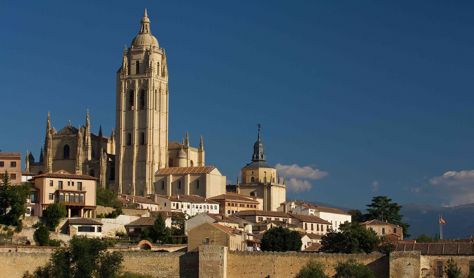 La regione di Castiglia e Leon