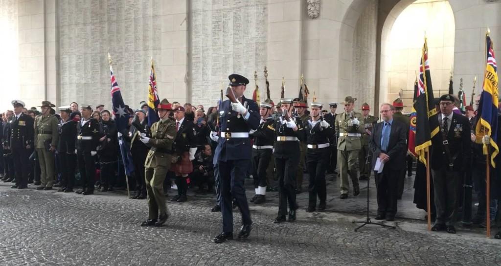 Ypres in Belgio