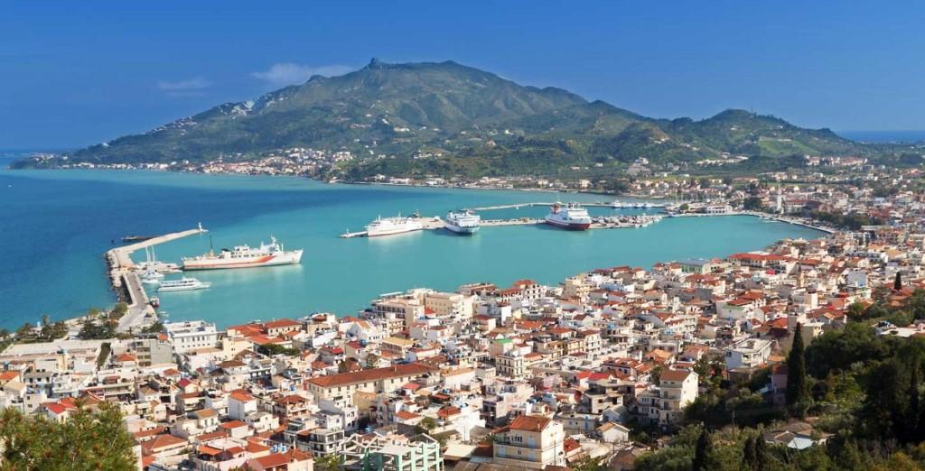 Zante, l'isola greca sul mar Ionio
