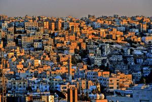 capitale della Giordania Amman