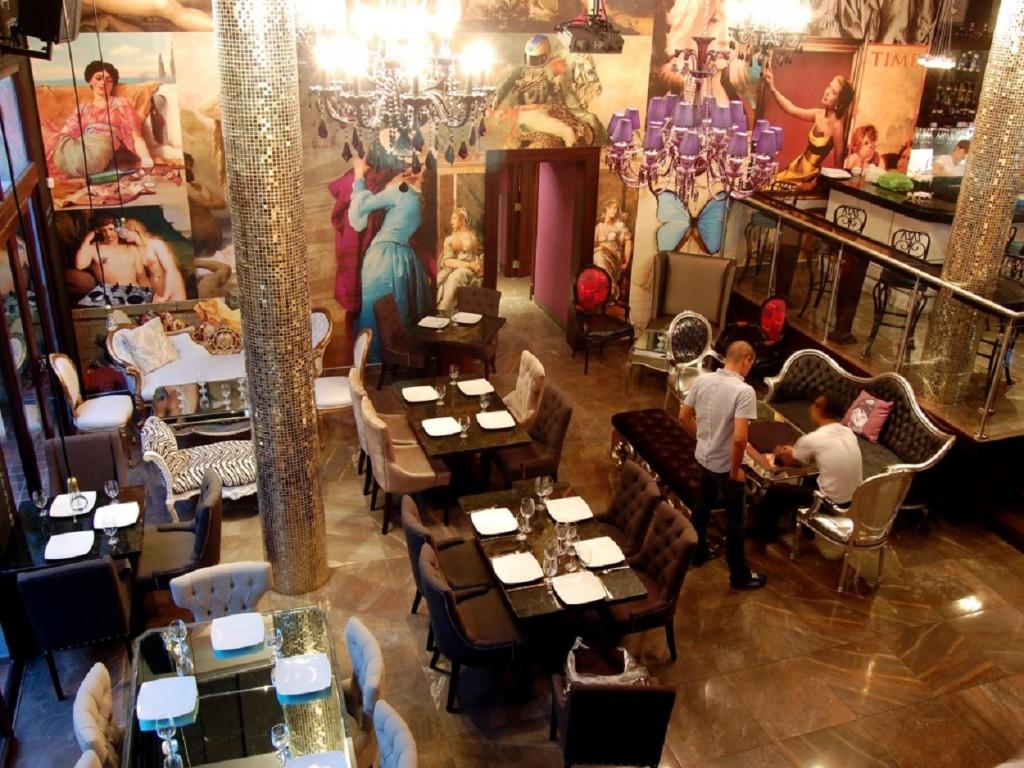 Viaggio a Panama Il Casco Antiguo di Panama - ristorante