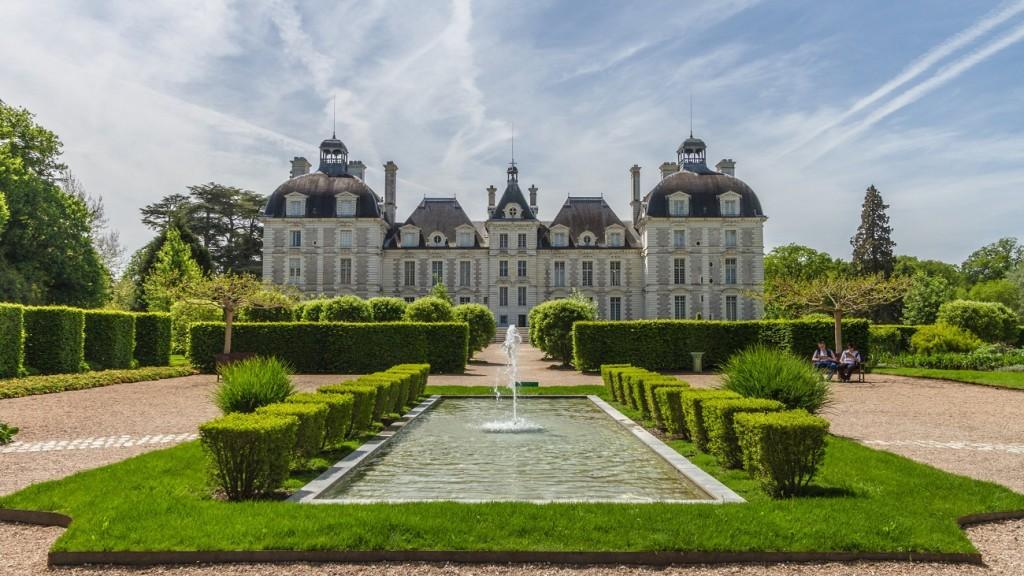 I castelli più belli della Francia