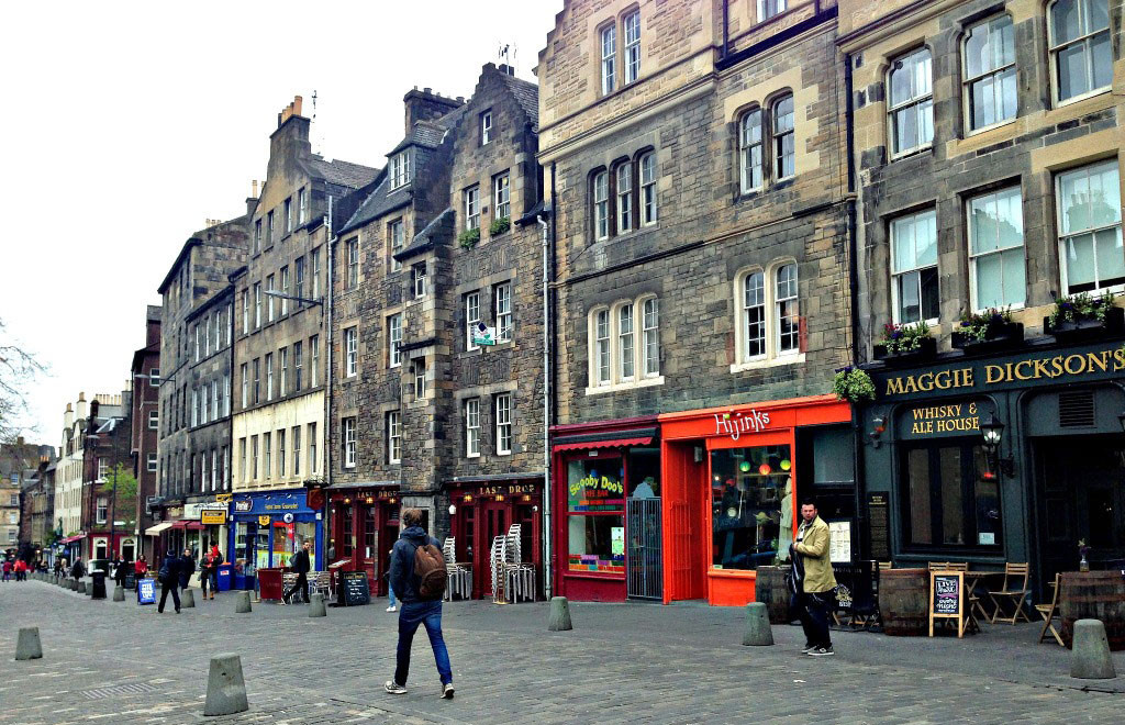 cosa fare e vedere a Edimburgo