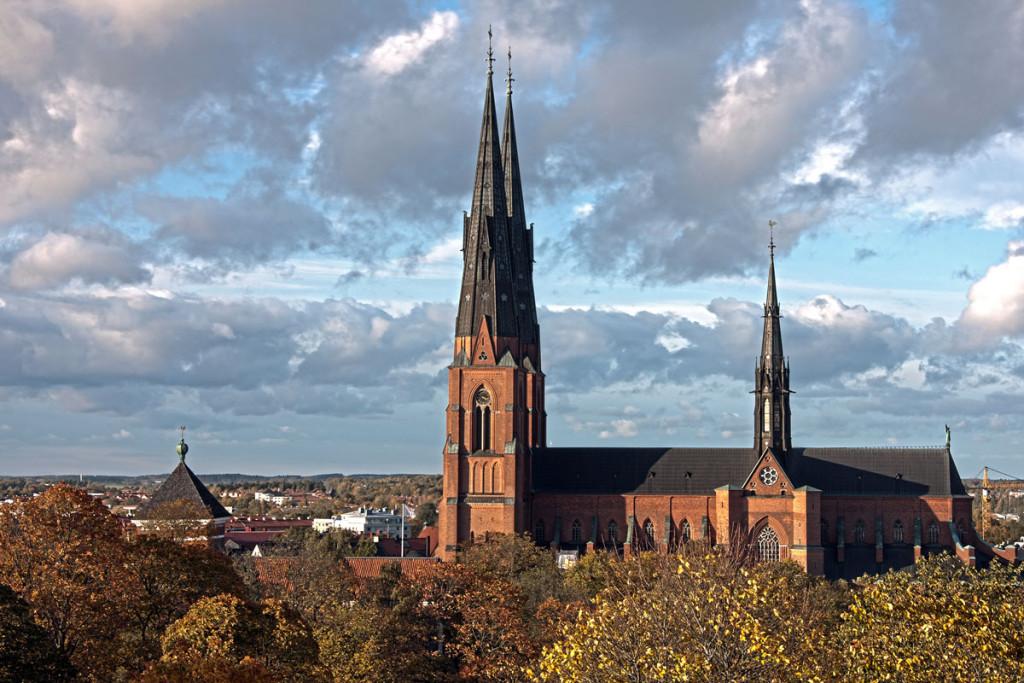 cosa vedere a Uppsala in Svezia