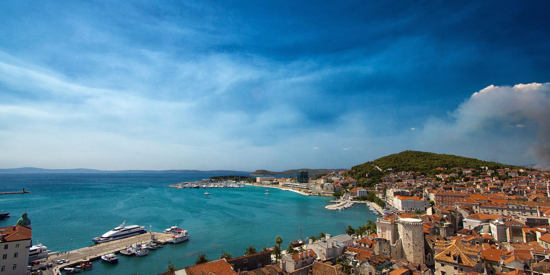 cose da fare e vedere a Spalato in Croazia