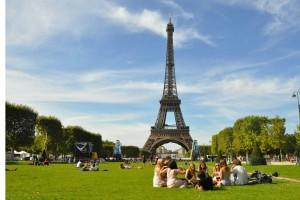 estate a Parigi