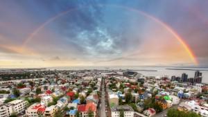 guida della capitale d'Islanda Reykjavik
