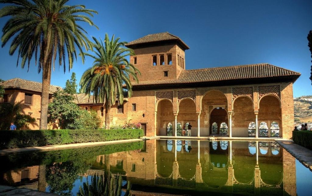 guida-di-Granada---dettaglio-dell'Alhambra