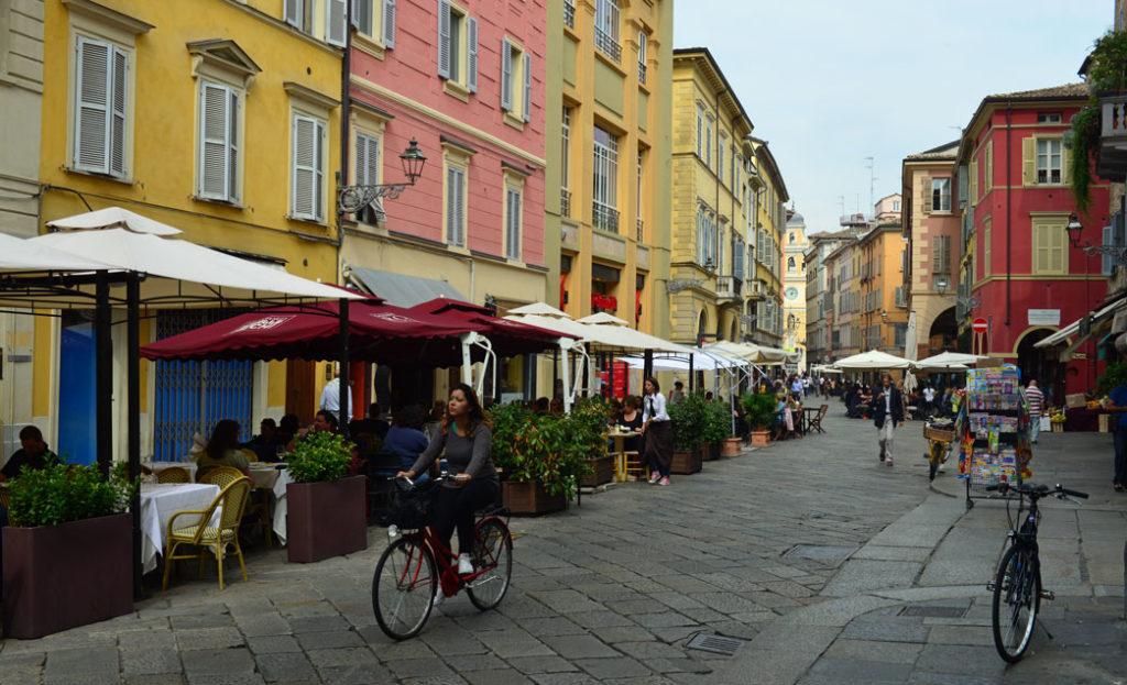 guida di Parma.
