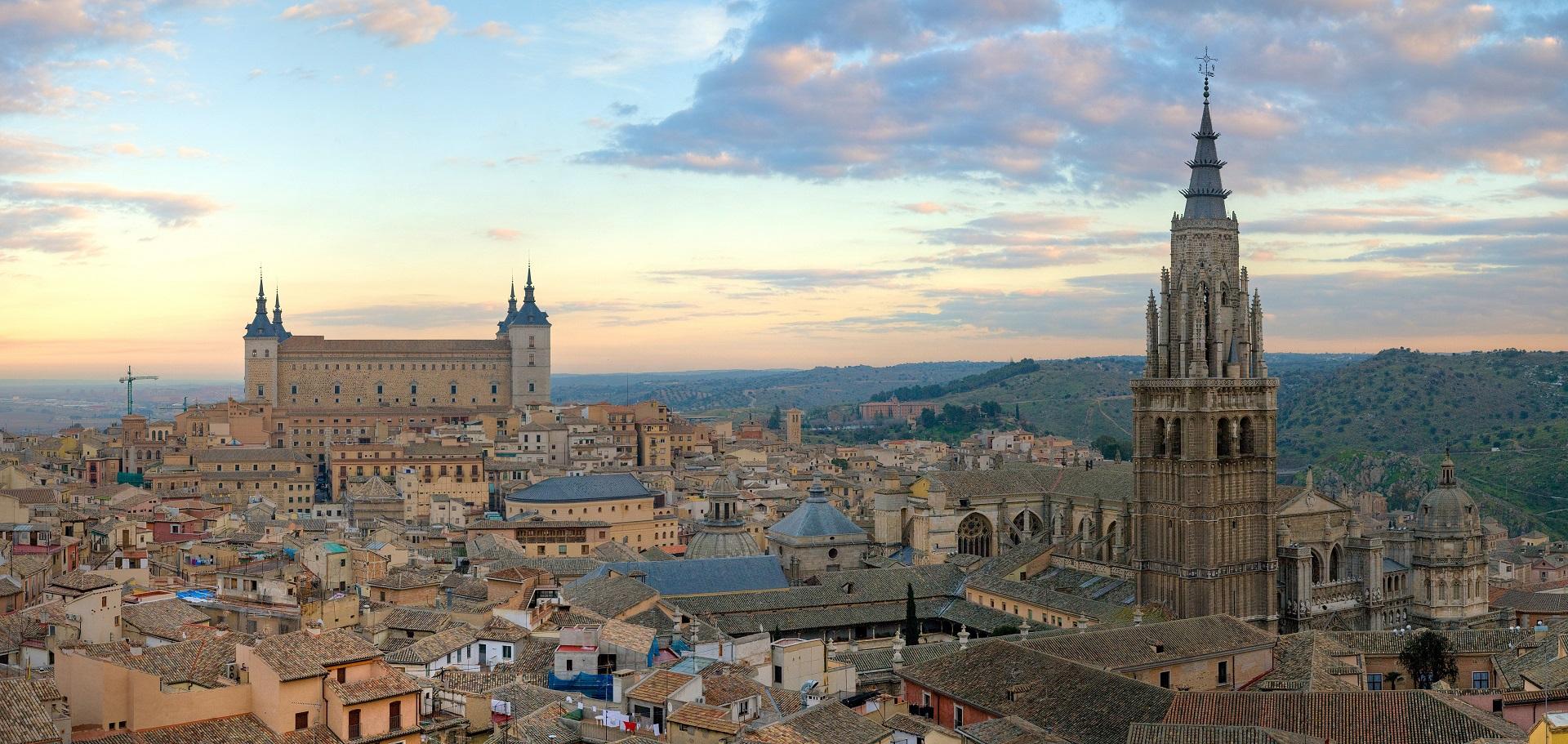 guida di Toledo