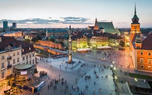 vedere a Varsavia